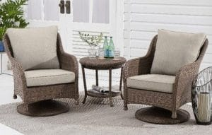 Better Homes & Gardens Hayward chat set