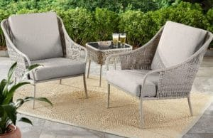 Better Homes & Gardens Palomar chat set