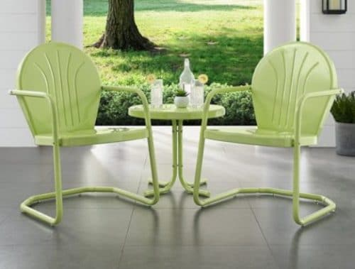 3 Piece Conversation Patio Sets
