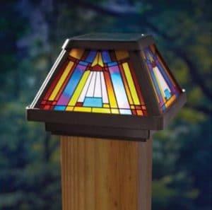 Moonrays 91241 Inglenook solar light