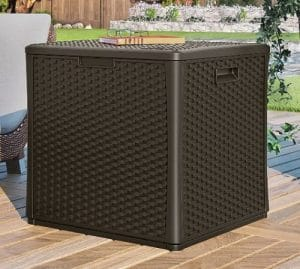 Suncast 60 Gallon storage container