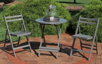 Small Bistro Sets for Outdoor Use
