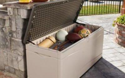Cushion Storage for Patios that Work