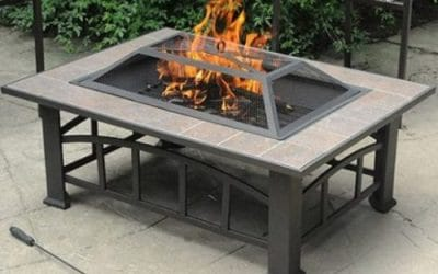 Best Patio Fire Pits Designs for the Fall of 2019
