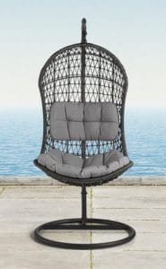 Crew Hanging Chair with Stand