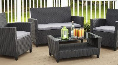 Cosco Malmo All Weather Wicker Patio Furniture Review