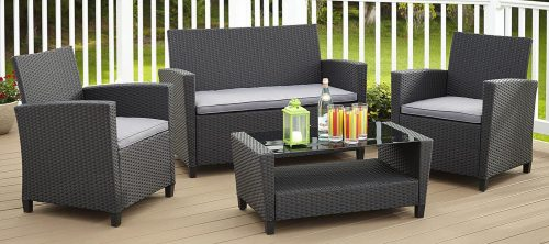 Cosco Malmo All Weather Wicker Patio Furniture Review