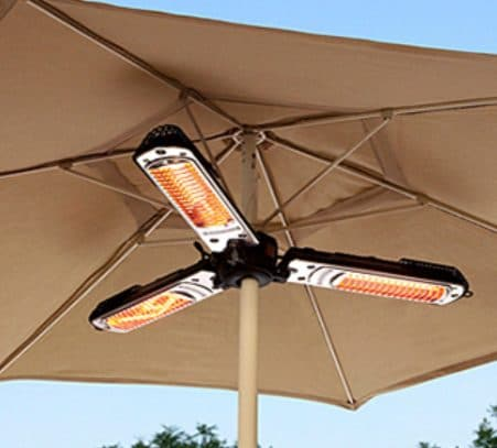 Outdoor Electric Heaters for Patios