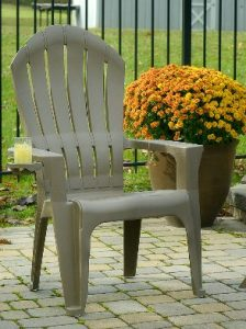 Adams Mfg Corp Big Easy Adirondack Outdoor Patio Furniture Chairs