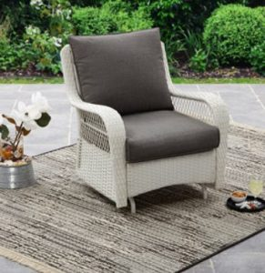 Better Homes & Gardens Colebrook Glider Outdoor Patio Furniture Chairs