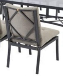 Dundee Ridge Chair back