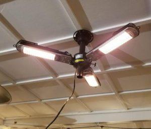 Hiland Parasol Heater ceiling mount