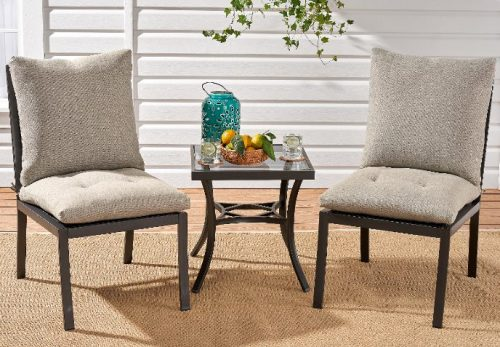 Mainstays Dundee Ridge 3 Piece Outdoor Patio Set