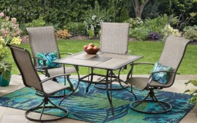 9 of the Best Patio Furniture Dining Sets