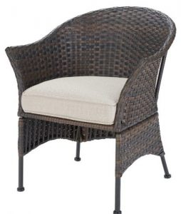 Mainstays Skylar Glen Outdoor Wicker Furniture Sets Chair