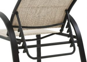 Patio Chat Set-Mainstays Highland Knolls 5 position reclining