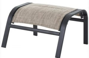 Mainstays Highland Knolls foot stool