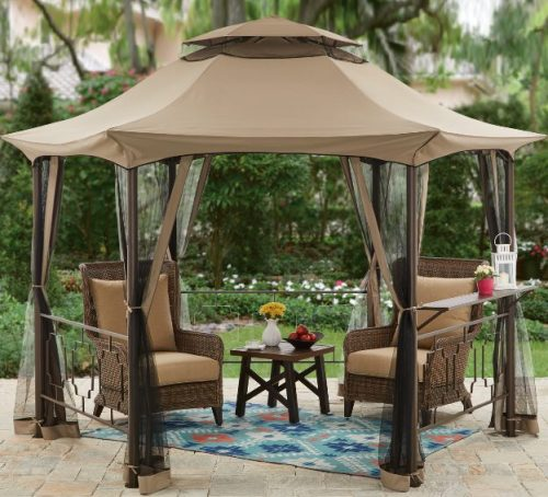 5 Styles of a Outdoor Screened Gazebo