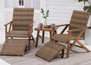 Wicker Patio Furniture Sets-Better Homes And Gardens Kewich Chat Set
