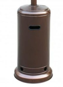 Bronze Patio Heater Base