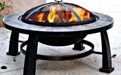 Dover 30 inch Round Slate Fire Pit Review