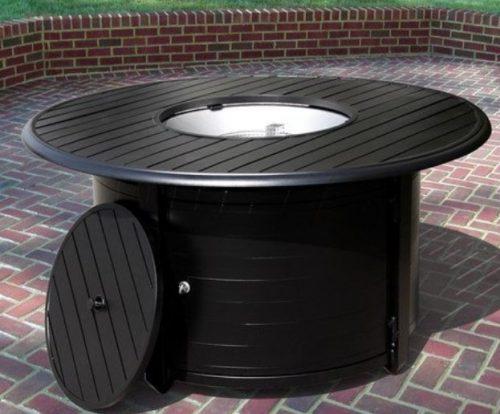 Hiland-round-cast-Aluminum