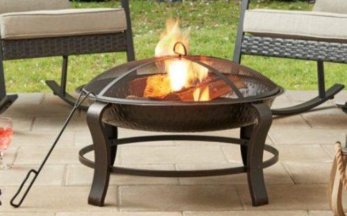 Mainstays Owen Park 28 inch Fire Pit Review