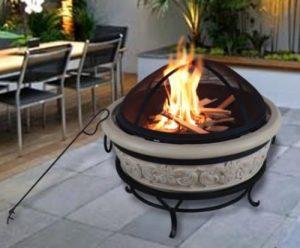 Peaktop 27-inch wood burner