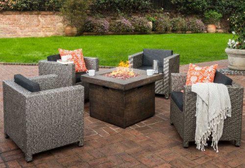 Cascada Club chair set