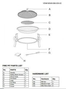 Parts-for-Owen-Park-fire-pit
