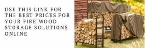 Fire Wood Storage Solutions