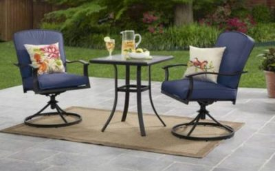 The Best 7 Bistro Sets for the Garden