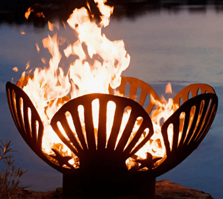 Seashells-and-Starfish-fire-pit