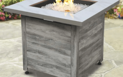 Best Gas Fire Pits for small spaces