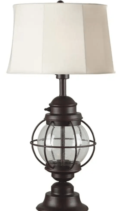3 Styles of Patio Lamps for Outdoor Lighting