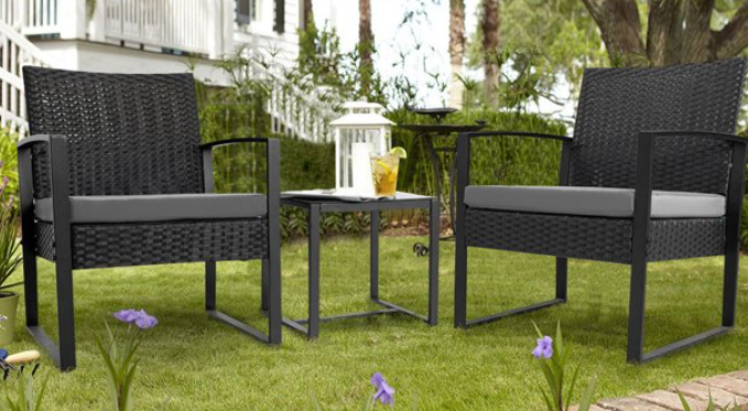 Walnew the Best Choice in Small Bistro Patio Sets Review