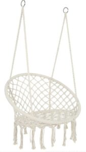 Hammock rope chair