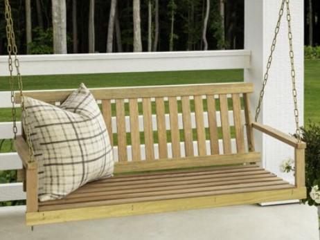 Jack Post wooden swing
