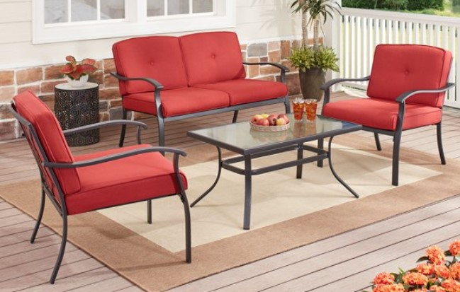 9 of the Best Metal Patio Conversation Sets for Spring 2021