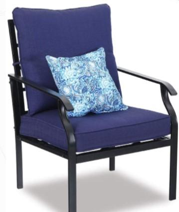 Deep Seating Patio Furniture-MF Studio Chair