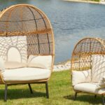 Ventura Adult and childs egg chairs