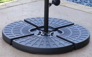Cantilever or Offset umbrella base