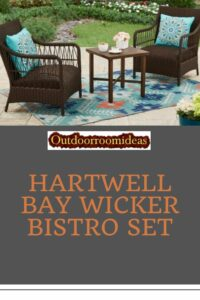 Hartwell Bay Bistro set