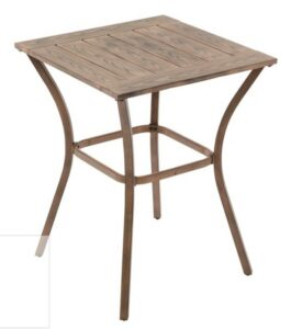 Hawthorne Park high bistro table