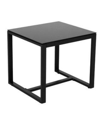 Rattan Bistro Set-SmileMart table