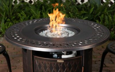 7 Styles of Outdoor Propane Fire Pit Tables