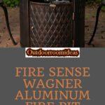 Fire Sensse Wagner Fire Pit