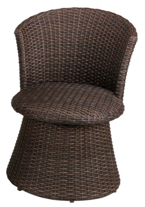 Patio Fire Pit Chat Sets-Modern Depo swivel chairs