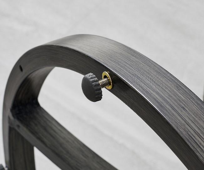 Gas Fire Pit Chat Sets-Ove Decors Lambert adjustable feet